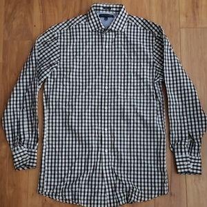 Tommy Hilfiger Gingham Dress Shirt